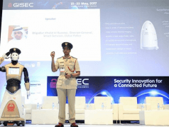 Dubai Police Robocop to fight crime