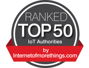 Top 50 IoT Authorities - IoB Digital Offering