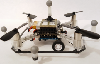 drones that drive and fly MIT CSAIL