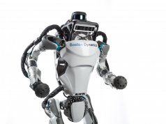 Boston dynamics softbank