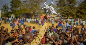Unicef and Malawi open corridor for drone testing
