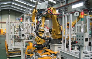 Connected tech in manufacturing to double over the next 12 months