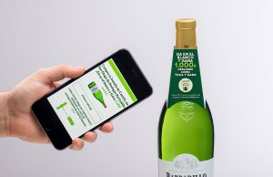 Spanish winemaker Barbadillo launches NFC-enabled smart bottles