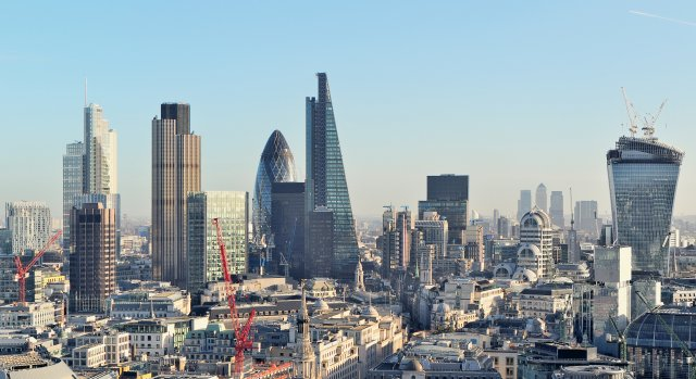 Cisco chosen to provide free Wi-Fi to City of London