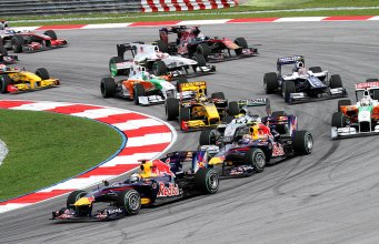 Formula 1 challenges IoT community to enhance fan experience