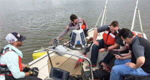 Smart water project helps preserve freshwater mussels in Ohio River