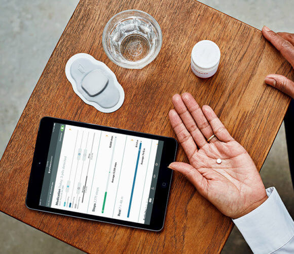 IoT prescription for getting patients to take medicine?