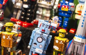 Consultants to cash in on march of robots