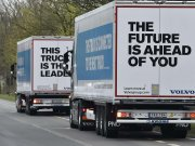 UK government gives autonomous lorries the green light