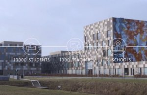 Dutch school solves scheduling problems with Winvision IoT