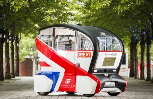 Many UK citizens are open-minded about driverless cars
