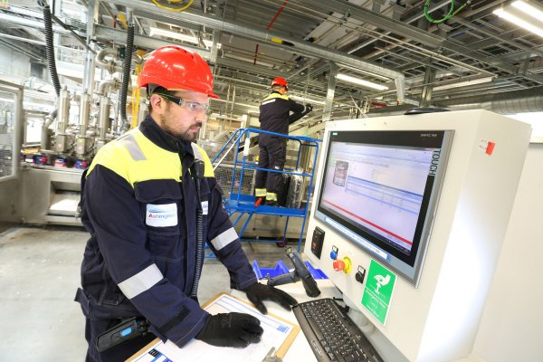 AkzoNobel unveils smart and sustainable paint factory