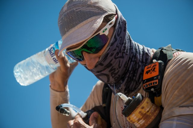 Marathon Des Sables extends use of GPS satellite tracking devices