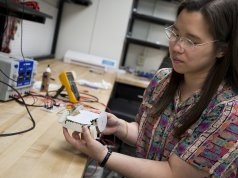 US researchers unveil Robogami - origami-inspired robots