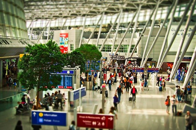 IoT set to transform the airport experience with asset tracking