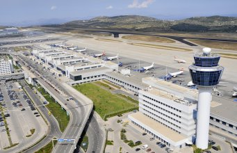 Athens Airport turns to IoT for environmental monitoring