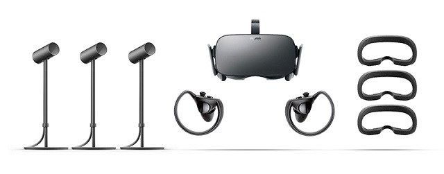 Oculus Rift for Business