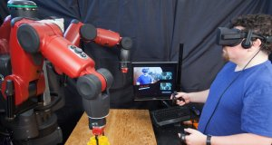 mit manufacturing csail remote robotics using VR