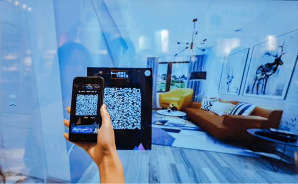 Alibaba showcases vision of 'retail store of the future'
