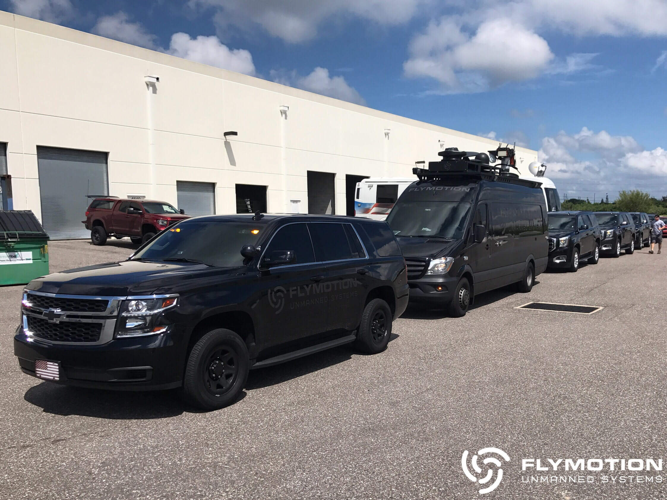 flymotion unmanned systems