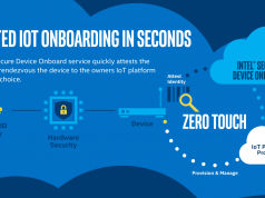 Intel's onboarding technology SDO