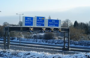 WinterSense aims to tackle weather-related travel delays?