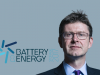 Business secretary Greg Clark MP announces new national battery facility for UK