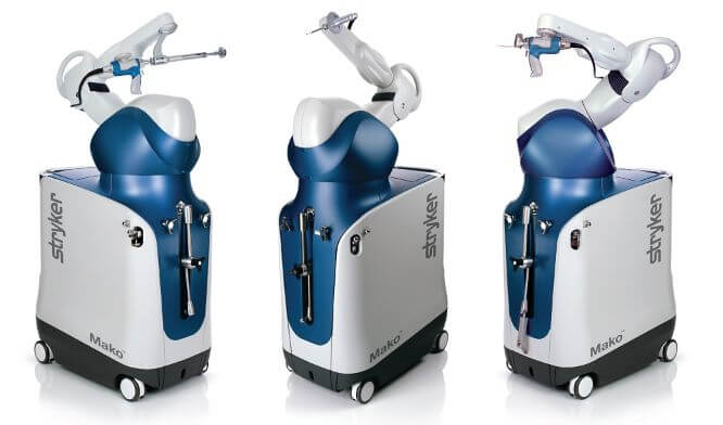 Mako Robot-assisted joint replacement transforms orthopedics