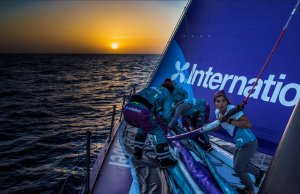 SAP aims to make Volvo Ocean Race plain sailing for Team AkzoNobel