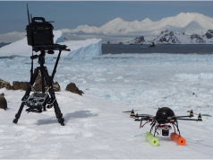 drones and aerial technology used to gather data on seals in antarctica