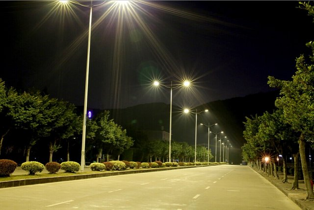 Rongwen and Silver Spring team up on Chinese smart light network