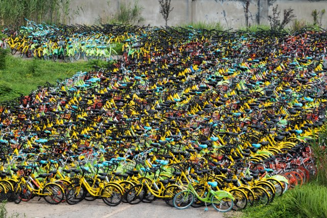 Are bike-sharing schemes a smart city's friend or foe?