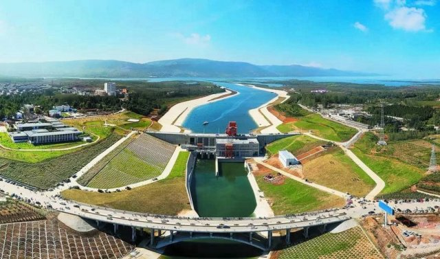 China's South-to-North Water Diversion Project employs 100,000 IoT sensors