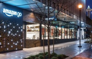 amazon go store in Seattle - the future of retail