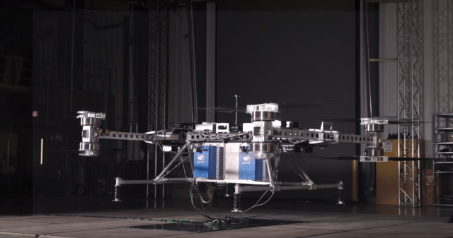 boeing unveils cargo drone for heavy-lifting and logistics