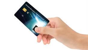 Gemalto launches first biometric card for contactless payments