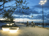 Baltic sea marina uses smart street lighting via NAS LoRaWAN