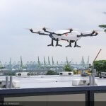 Airbus skyways project has flight demonstration in singapore