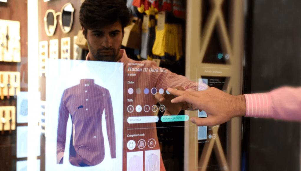 132fb1b060f294 Retail IoT: Why Vodafone's digital fitting rooms are a good fit for Mango