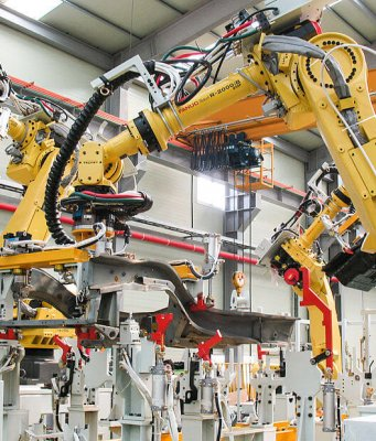 Automation arms race to alter the global workforce
