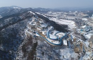 Pyeongchang Winter Olympics to be defended by drone-catching drones