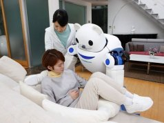 social care robots in japan