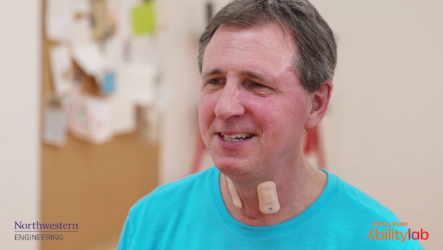 At the Shirley Ryan AbilityLab in Chicago, researchers are using wearable sensors totrack the rehabilitation progress ofstroke sufferers.