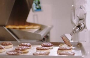 flippy burger kitchen robot takes a break from chef duties - fast food meets automation