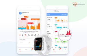 the cardiogram app combines consumer wearables with AI to detect health conditions