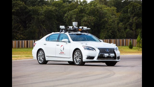 toyota halts autonomous vehicle tests following uber accident