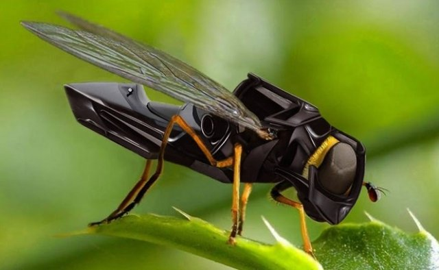 Image result for robotic bee