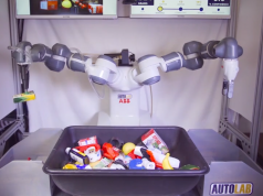 Berkeley robot is dexterous in mind and body