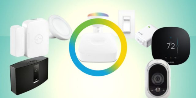 Samsung's SmartThings hub out for many in North America