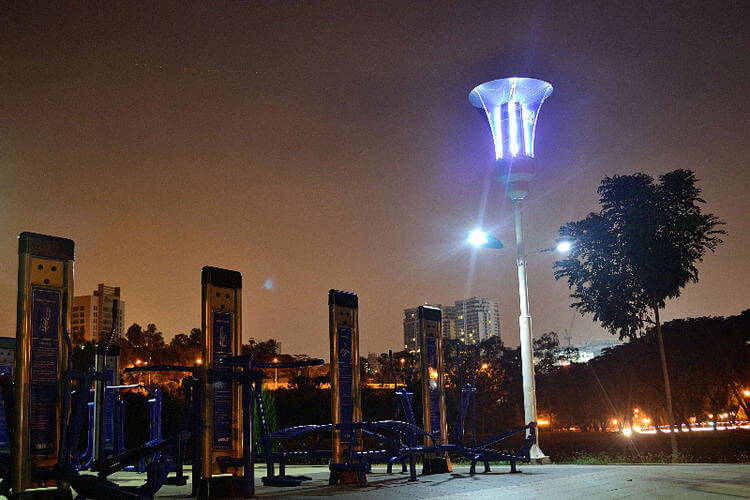 Poles Apart Five Cities Putting Smart Streetlights To New